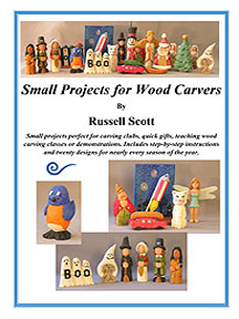Small Projects for Wood Carvers Book - 2 - $12.00