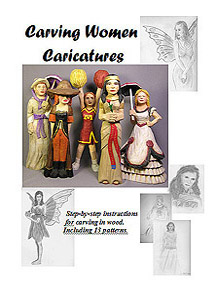 Women Caricatures Book - $12.00